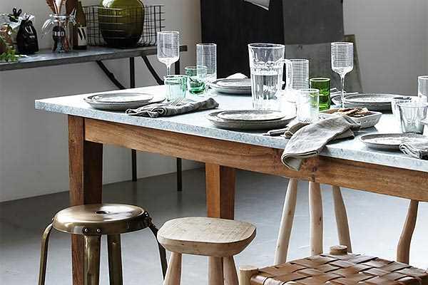Skandinavisches Wohnen mit Holz